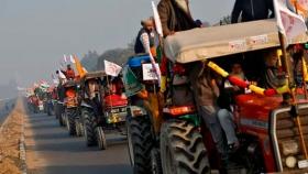 Las razones detrás de la masiva protesta de productores en la India