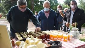 Se inauguró una sala láctea en una escuela agraria en Mar Chiquita