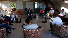 Trabajo y empresarios del turismo dialogaron sobre las problemáticas y demandas del sector