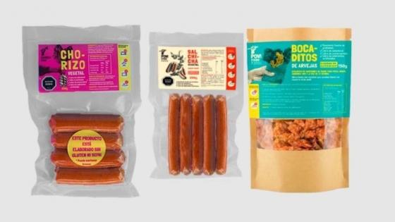 Start-up chilena produce salchichas y chorizos en base a plantas y ya se proyecta al mundo