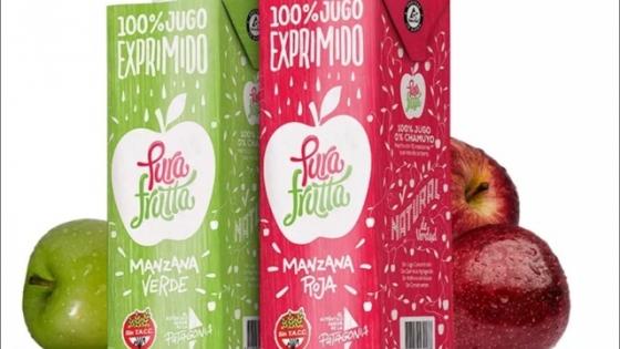 Pura Frutta: 100% jugo natural