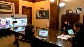 General Pinto: Suscribieron convenios de leasing con el Banco Provincia