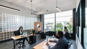 La transformación de los espacios de trabajo en el medio de la pandemia