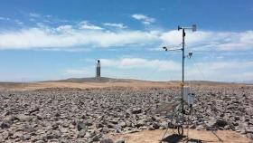 ¿Cómo impacta el polvo del desierto de Atacama en la calidad del aire y la producción de energía solar?