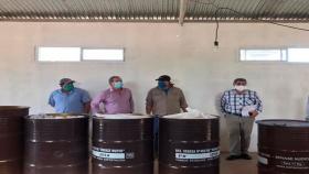 La harina de algarroba se suma a los bolsones Nutrir