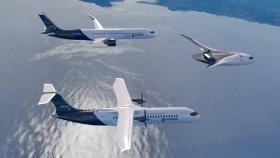 Aviones: Airbus pondrá en servicio un avión ecológico para 2035