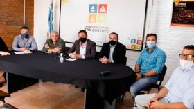 Se conformará una mesa de trabajo para potenciar el turismo en San Lorenzo
