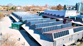 Techos con energía solar avanzan en Argentina Mendoza inaugura nuevo proyecto en la Nave Cultural