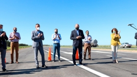 Santa Fe: se habilitó un nuevo tramo de la Ruta Nacional 34
