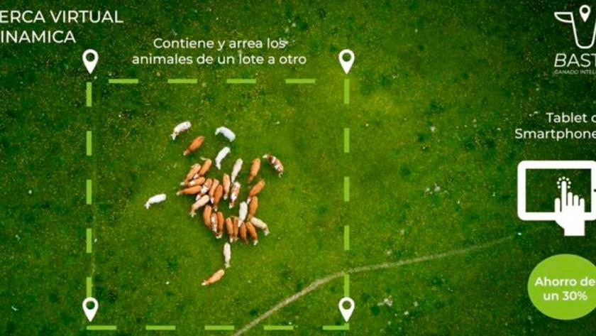 Tecnología: pastoreo de precisión