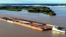 La hidrovía Paraná-Paraguay, una autopista acuática clave para la región