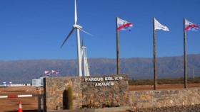 Alberto Fernández apuesta por las energías renovables de La Rioja