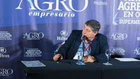 Domingo Capeloni - Presidente de Capeloni Semillas/AAPROTRIGO - Congreso II Edición