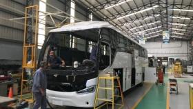 Desarrollo Productivo ofrecerá créditos de hasta $250M para la renovación de buses de media y larga distancia