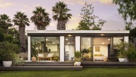 Mighty Buildings: las viviendas impresas en 3D que están revolucionando California