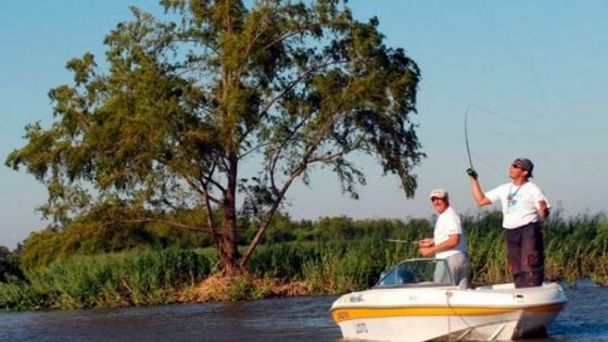 Pesca deportiva: curiosidades sobre el surubí
