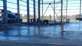 Construye una nueva planta industrial para abastecer a la agroindustria