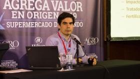 Guido Pignone Rojas - Socio de ECONER - Congreso II Edición