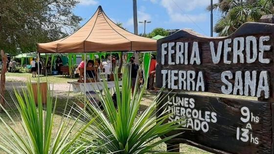 Feria Verde, una tentación para quienes apuestan a la vida sana