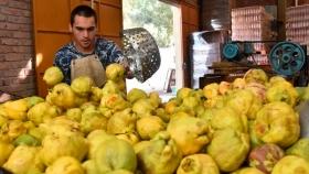 Por la cuarentena crece la venta de dulce de membrillo