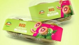 El kiwi rojo Zespri