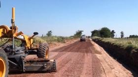 Caminos rurales: enripiarán 15 kilómetros que unen a las rutas 9 y 17