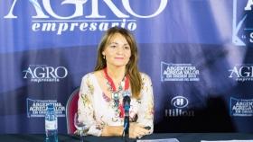 María del Huerto Ratto - Pta. / Coord. de la Filial Pergamino de Mujeres de Federación Agraria / Distrito 7 - Congreso II Edición