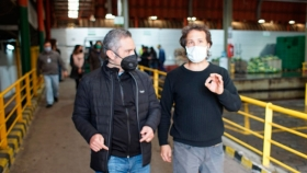 Convenio entre el Mercado Central de Buenos Aires y el Ministerio de Desarrollo para la Comunidad Bonaerense