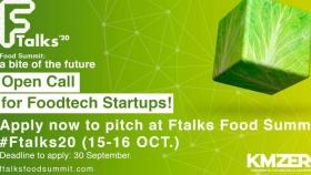 Premios para proyectos de startups de alimentación innovadoras