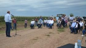 Santa Fe: mejorarán 11 kilómetros de caminos rurales en la zona de Pilar
