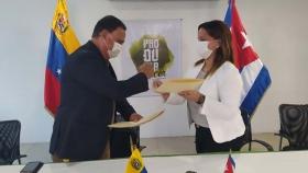 Venezuela y Cuba relanzan proyecto de agricultura urbana