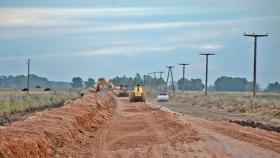 Solicitan evitar circular por caminos rurales los días de lluvia