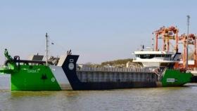 Navegación segura: avanza el dragado en Puerto La Plata