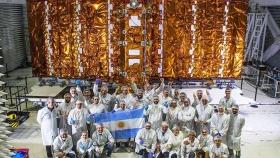 Saocom 1B: nuevo satélite argentino al servicio del agro