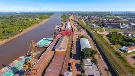 Chaco: plan para que el puerto de Barranqueras se mantenga operativo todo el año