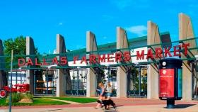 Dallas Farmers Market: un espacio de alimentos frescos en el corazón de Dallas