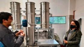 Buscan agregar valor a la producción de frutas en Misiones y utilizar la planta de procesamiento de Cerro Azul