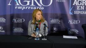 Karina Casellas - Directora del Centro de investigación del INTA - Congreso II Edición