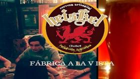 La cerveza negra con frambuesa transmite aromas y sabores patagónicos