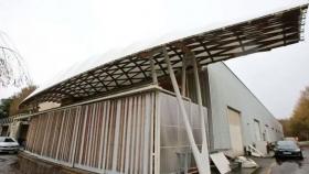 Construir con madera tendrá subvención directa de más de nueve millones de euros en Galicia