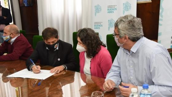 Cómo serán los frigoríficos y el Mercado Frutihortícola que anunció Kicillof para Alberti, Tejedor y Pehuajó