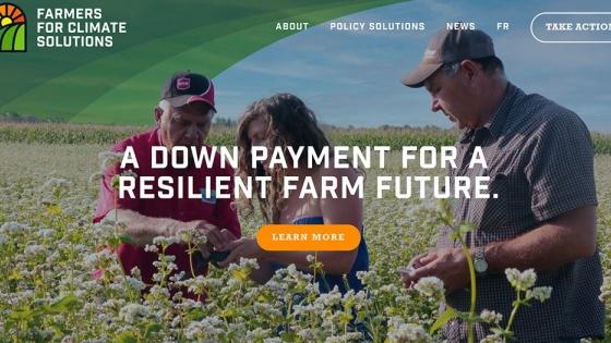 Los productores piden iniciativas presupuestarias para el cambio climático