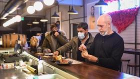 Visita al Mercado Soho, el nuevo espacio gastronómico que abrió durante la pandemia en Palermo