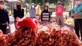 Primer envío de mandiocas y batatas al mercado central de Buenos Aires, un salto cuantitativo
