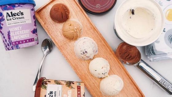 Alec's Ice Cream recaudó US$1,4 millones en su ronda inicial de financiación