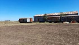 El Gobierno cedió un terreno de 86 mil metros cuadrados para la creación de una colonia agrícola