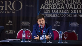 Diego Hernán Cifarelli - Presidente de la Federación Argentina de la Industria Molinera - Congreso II Edición