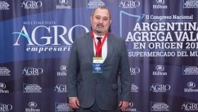 Leonardo Galaburri - Decano de la Facultad de Ciencias Agrarias de la Universidad de Belgrano - Congreso II Edición