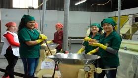 En Junio 2019 estará montada la línea de producción de membrillos en Jáchal