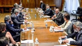 El Gabinete Económico y el Consejo Agroindustrial Argentino avanzan en medidas de fomento y promoción para el sector